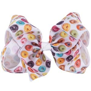 Cheerleader Hair Bows (Pair)